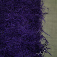 UNIQUE SOFT KID MOHAIR MERINO WOOL INDIGO VIOLET 250g CONE 5 BALL DK DOUBLE YARN