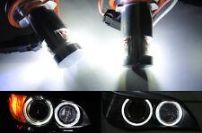 Error Free LED H8 For BMW Angel Eye Halo Light 3-series E90 E92 E82 E88 E70 E89