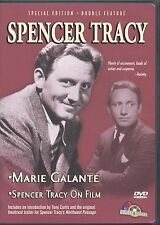 Spencer Tracy: Marie Galante/Spencer Tracy on Film (DVD, 2000)