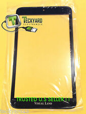 "VISUAL LAND PRESTIGE ELITE 8QS 8"" TOUCH SCREEN GLASS DIGITIZER FOR ME-8QS TABLET"