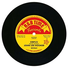"JOHN LEE HOOKER Dimples / Boom Boom / She's Mine NEW R&B  7"" VINYL (OUTTA SIGHT)"