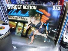 Bachman Turner Overdrive BTO Street Action vinyl LP 1978 Mercury EX IN Shrink
