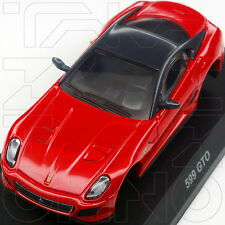 FERRARI 599 GTO MINICAR COLLECTION 9 KYOSHO 1:64 RED ROT ROSSO FIORANO not xx