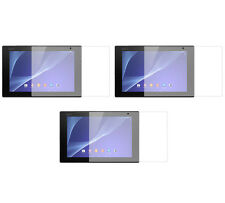 3 X Clear Screen Protector Guard Film For Sony Xperia Tablet Z2