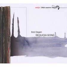 BOB DEGEN - SEQUOIA SONG-ENJA24BIT  CD NEU