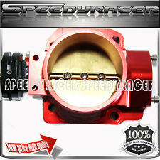 Honda Civic 68MM Performance Racing THROTTLE BODY BILLET ALUMINUM  RED