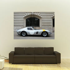 Poster of Ferrari 250 GTO Giant HD Huge 54x36 Inch Print 137x91 cm