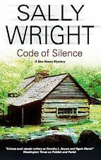 Code of Silence (Ben Reese Mysteries (Severn House)), Wright, Sally Book