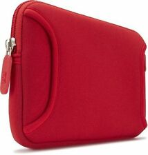 Red Case Logic Polyester Sleeve for 6-7 inch Tablet Kindle Fire & eBook Readers