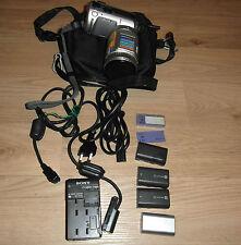 Kamera Digitalkamera Sony Cyber Shot - DSC-F505V mit diversen Zubehör Paket
