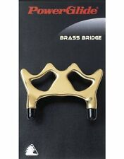 Powerglide Snooker & Pool Accessories Brass Bridge Sturdy Pro Cue Rest