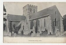 Broadwater Church, Sussex Postcard, A846