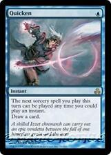 QUICKEN Guildpact MTG Blue Instant RARE
