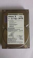 18,2 GB COMPAQ  10K U3 SCSI 80 PIN HDD BD0186349B