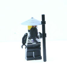 LEGO 70725 Ninjago Nindroid MechDragon Evil Wu Minifigure with Staff