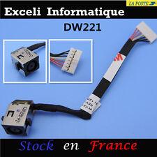 Connecteur dc power jack socket avec cable wire dw221 HP PROBOOK 6360B