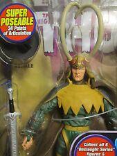 Marvel Legends LOKI - Long Horn Variant - mip ! toy biz ONSLAUGHT baf wave !