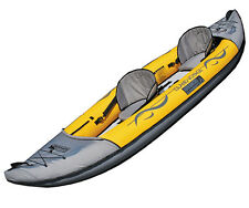 New Advanced Elements Island Voyage 2 Inflatable Kayak AE3023 for 1-2 paddlers