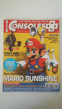 Magazine CONSOLES PLUS N°127 - Août 2002 - MARIO SUNSHINE SPLINTER CELL ENCLAVE