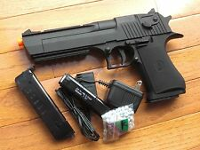 Desert Eagle Style Metal Gearbox Airsoft Electric Gun Shoot Up to 300 FPS