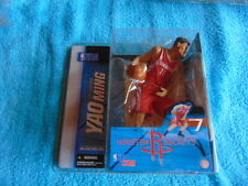 NIP McFarlane's  NBA Yao Ming 2nd edition Houston Rockets Figure Players Inc