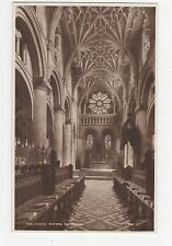 The Choir, Oxford Cathedral RP Postcard, A850