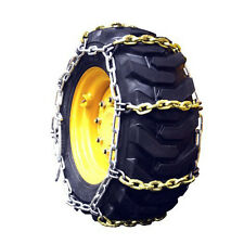 Rud Skid Steer Loader Snow Tire Chains 7mm Alloy 10-16.5