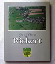 (n) 500 Jahre RICKERT 1470-1970