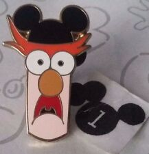 Beaker The Muppets with Mouse Ears Mickey Earhat Mini Disney Pin Buy 2 Save $