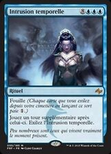 MTG Magic FRF FOIL - Temporal Trespass/Intrusion temporelle, French/VF