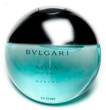 Bvlgari AQUA MARINE Cologne for Men 3.3 oz / 3.4 oz New AQVA