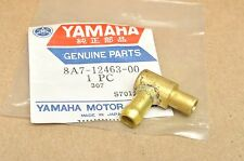 NOS New Yamaha Snowmobile SRX340 SRX440 Water Pump Breather Joint Pipe