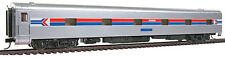 Walthers HO Scale Pullman-Standard 12 Double Bedroom Sleeper Amtrak Phase I