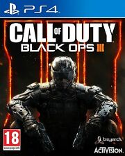 Call of Duty: Black Ops III 3 - Playstation 4 PS4 - UK Preowned - FAST DISPATCH