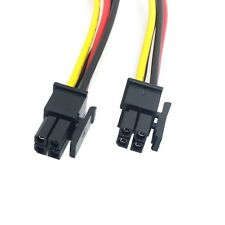 ATX Molex Micro Fit Connector 4Pin Male to Male Power extension Cable 60cm