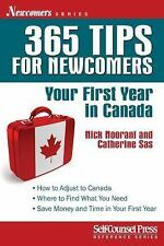 365 Tips for Newcomers: Your First Year in Canada (Newcomers Series)-ExLibrary
