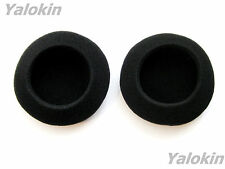 "70 mm / 2.75"" Inch-2 Foam Replacement Ear Cushions Earpads Covers for Headphones"