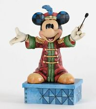 Disney Traditions Mickey Mouse The Band Concert Figurine NEW in Box 19869