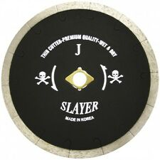 Slayer J-Slot Continuous Rim Blade For Stone -- 7 Inch