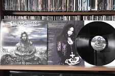 "HOLY MOSES""MASTER OF DISASTER"" LP"