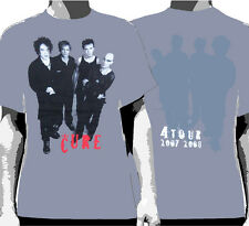The CURE - Band Photo T-shirt - NEW - MEDIUM ONLY