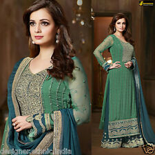 wedding SALWAR edh KAMEEZ Indian Bollywood Pakistani bridal anarkali ladies suit