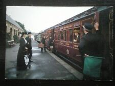 POSTCARD NORTH EASTERN COACH AT BEAMISH
