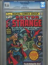 Dr Doctor Strange #11 CGC 9.6 (1975) White Pages Only 5 Higher @ 9.8