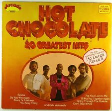 "12"" LP - Hot Chocolate - 20 Greatest Hits - A3744 - washed & cleaned"