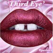 Lime Crime Perlees Metallic Matte Lipstick - Third Eye