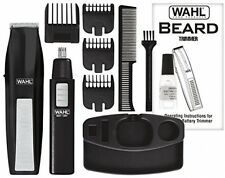 Hair Cutting Machine Kit Shaving Grooming Beard Clipper Trimmer Battery Cordless