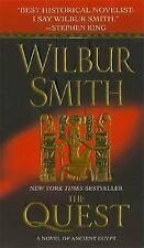 G, The Quest, Wilbur Smith, 0312947496, Book