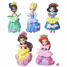 Disney Princess Little Kingdom Royal Sparkle Collection,B5347Each doll is XTS