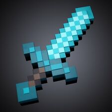 NEW Minecraft Diamond Sword Foam Replica Version - Think Geek Toy